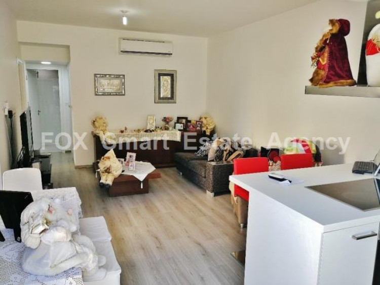 For Sale 2 Bedroom Ground floor Apartment in Stavros, Strovolos, Nicosia 6