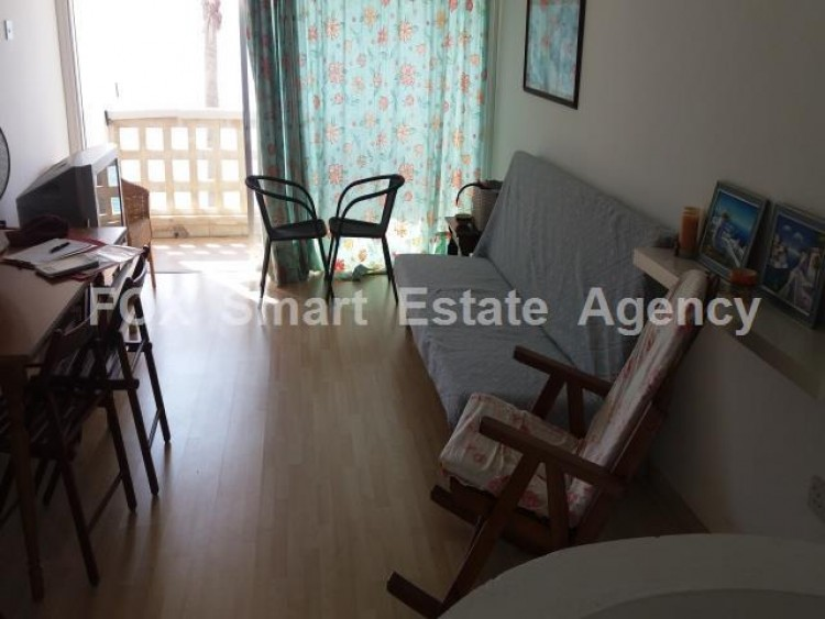 For Sale 1 Bedroom Duplex Apartment in Dekelia, Larnaca 10
