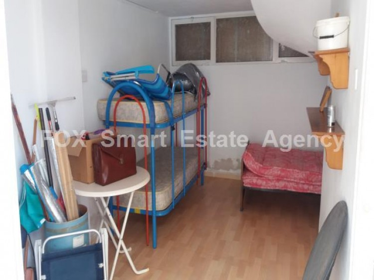 For Sale 1 Bedroom Duplex Apartment in Dekelia, Larnaca 14