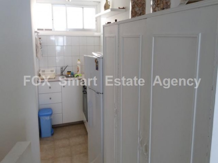For Sale 1 Bedroom Duplex Apartment in Dekelia, Larnaca 7