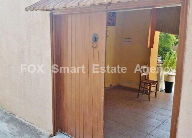 For Sale 4 Bedroom Semi-detached House in Nicosia suburbs, Nicosia 2
