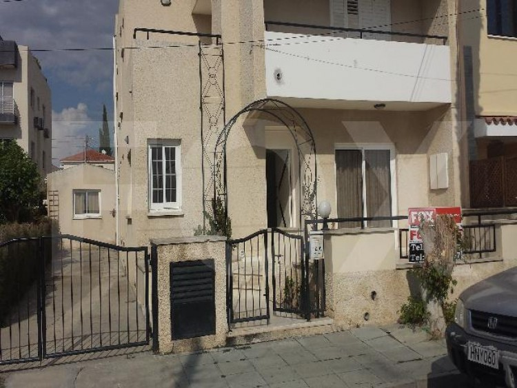 For Sale 3 Bedroom Semi-detached House in Vergina, Larnaca