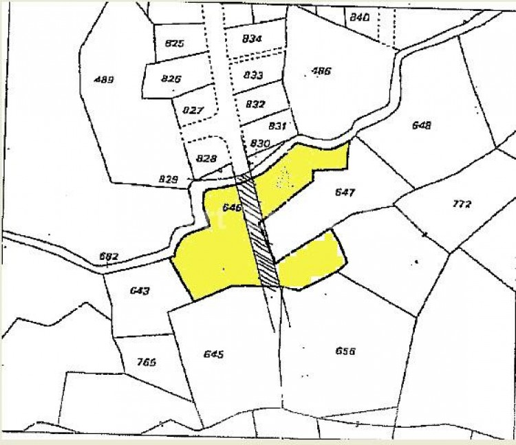Residential Land in Analiontas, Nicosia