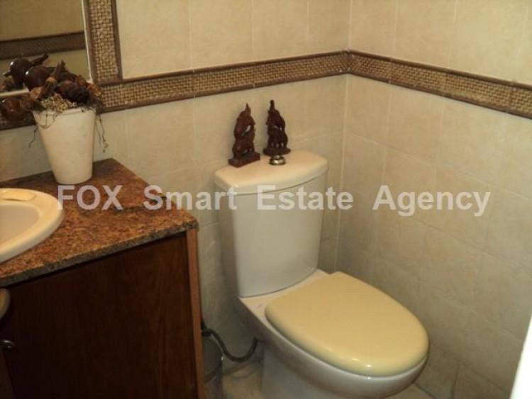 For Sale 2 Bedroom Ground floor Apartment in Aglantzia, Nicosia 12