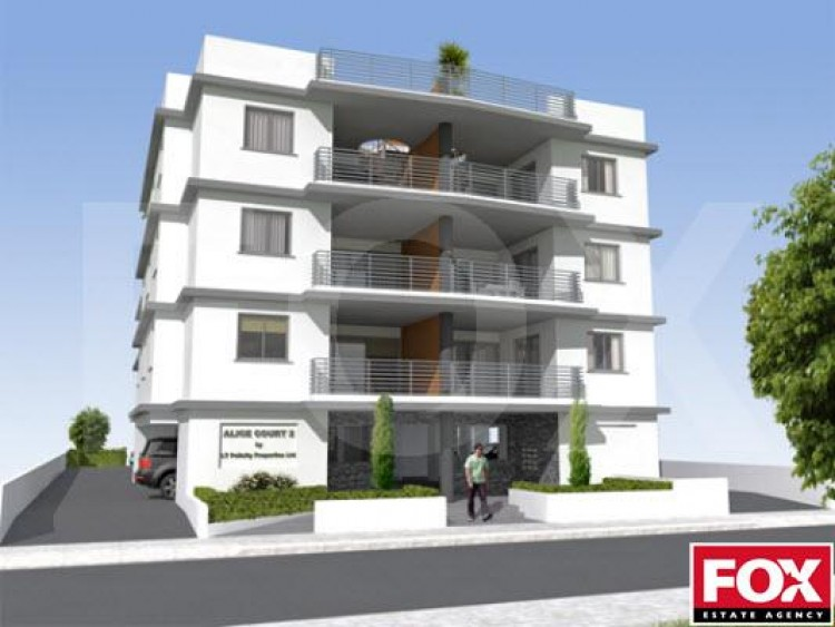 For Sale 3 Bedroom Apartment in Egkomi lefkosias, Nicosia 2