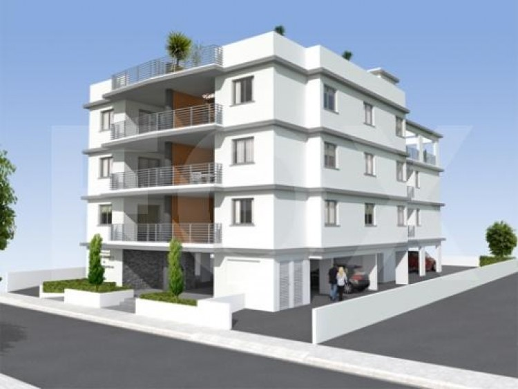 For Sale 3 Bedroom Apartment in Egkomi lefkosias, Nicosia 4