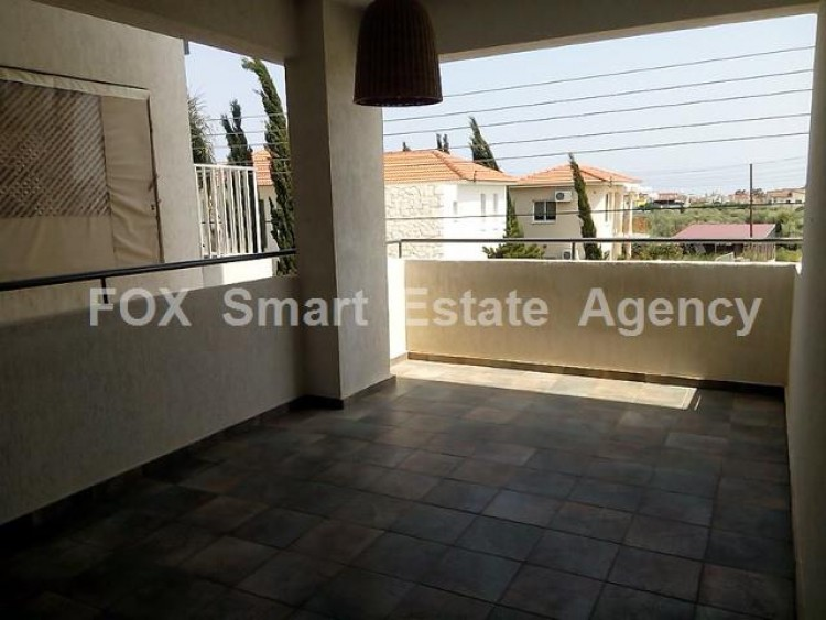 For Sale 3 Bedroom Top floor Apartment in Agios fanourios, Larnaca 13