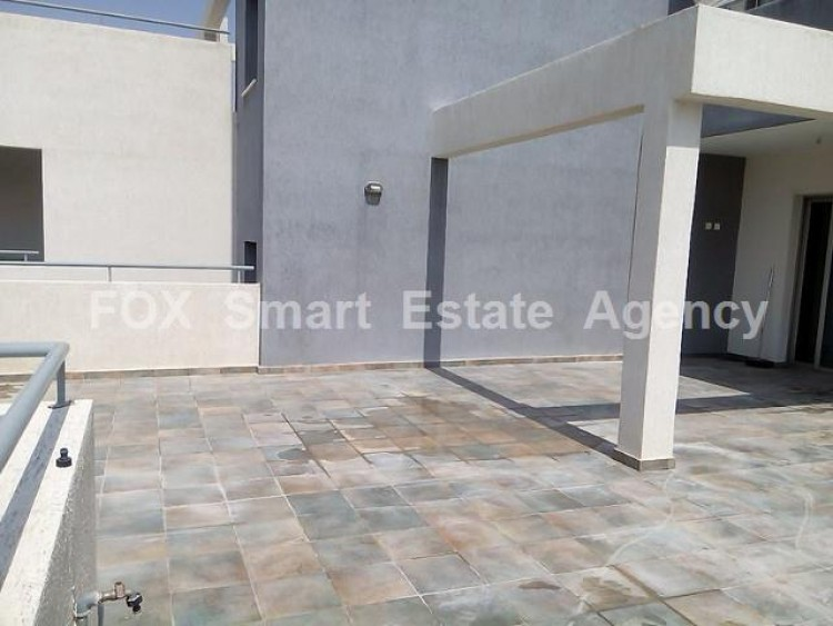 For Sale 3 Bedroom Top floor Apartment in Agios fanourios, Larnaca 15