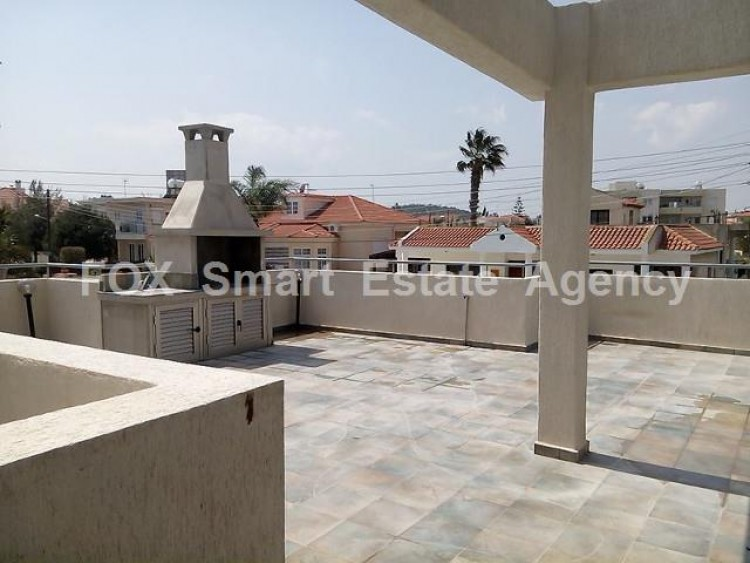 For Sale 3 Bedroom Top floor Apartment in Agios fanourios, Larnaca 16