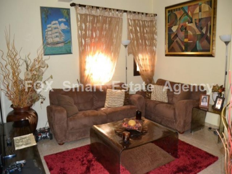 For Sale 3 Bedroom Detached House in Aradippou, Larnaca