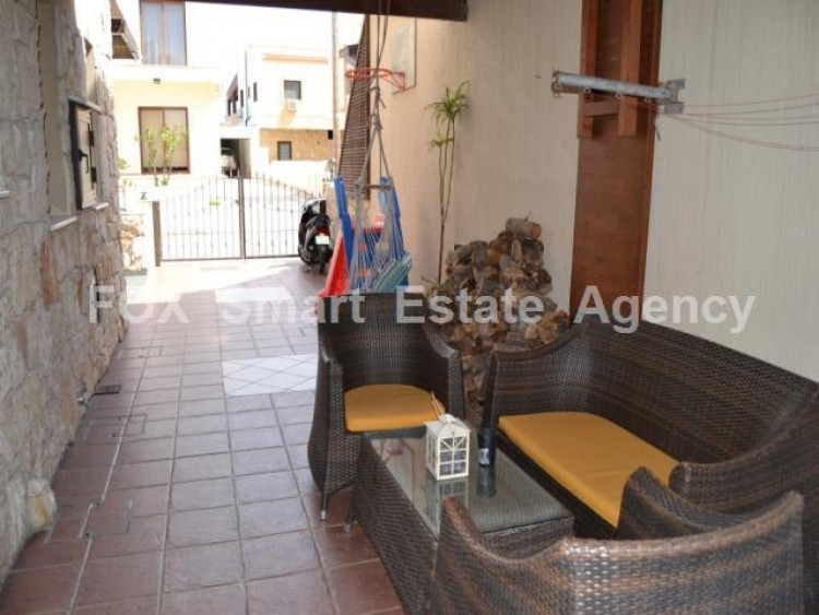 For Sale 3 Bedroom Detached House in Aradippou, Larnaca 13