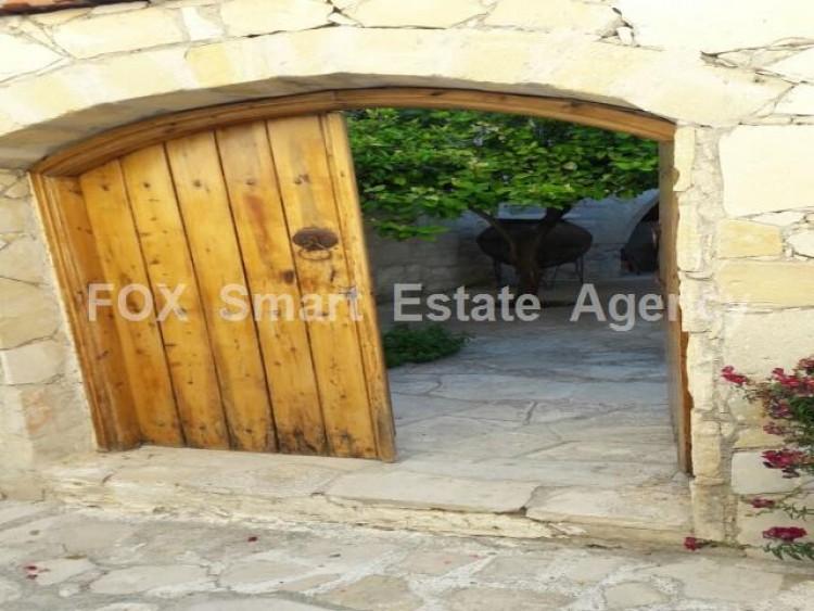 For Sale 4 Bedroom Detached House in Vasa kilaniou, Vasa Koilaniou, Limassol 24