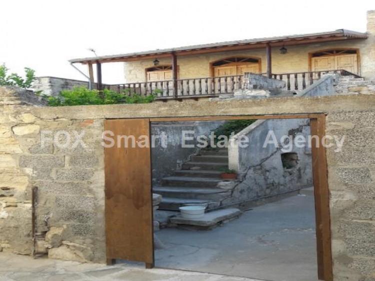 For Sale 4 Bedroom Detached House in Vasa kilaniou, Vasa Koilaniou, Limassol 5