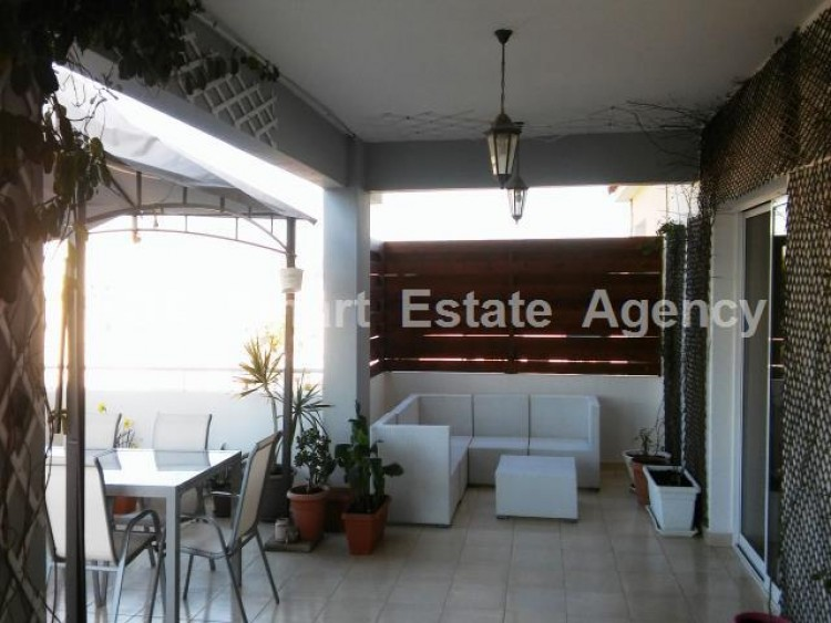 For Sale 3 Bedroom Top floor Apartment in Sotiros, Larnaca, Larnaca
