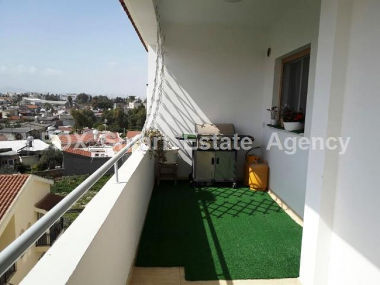 For Sale 3 Bedroom Top floor Apartment in Sotiros, Larnaca, Larnaca 14