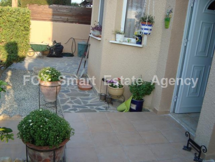 For Sale 3 Bedroom Detached House in Empa, Paphos 35