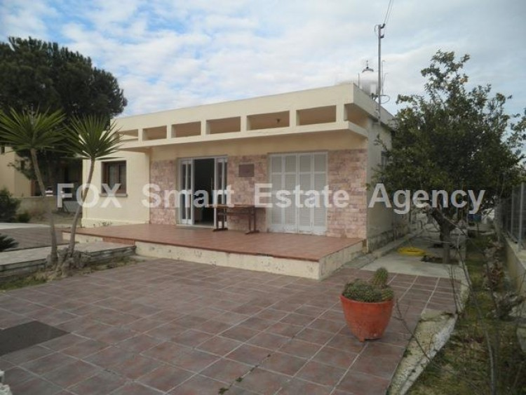 For Sale 3 Bedroom Detached House in Ergates, Nicosia