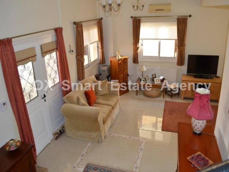 For Sale 2 Bedroom Detached House in Mazotos, Larnaca
