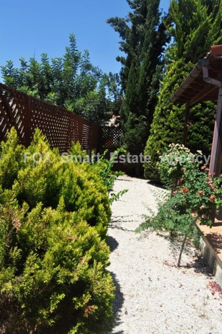 For Sale 3 Bedroom Detached House in Anavargos, Paphos 12