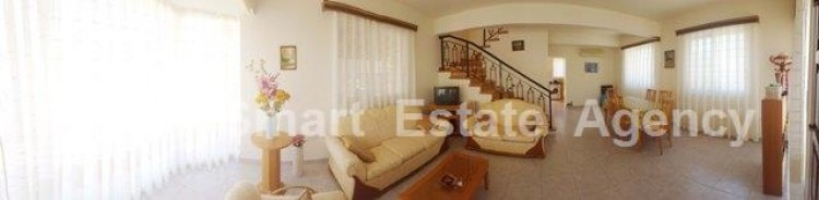 For Sale 3 Bedroom Detached House in Anavargos, Paphos 5