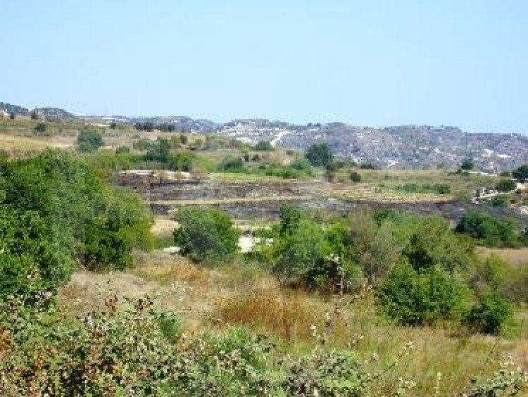 Residential Land in Stroumbi, Stroumpi, Paphos