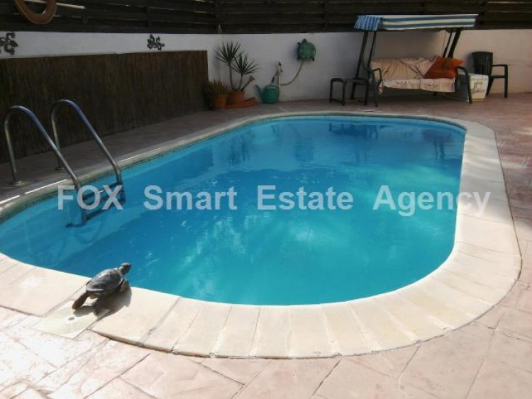 For Sale 3 Bedroom Detached House in Oroklini, Voroklini (oroklini), Larnaca 14