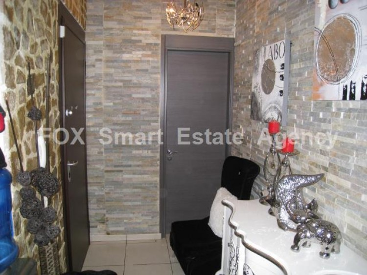 For Sale 3 Bedroom Ground floor Apartment in Anageia, Nicosia