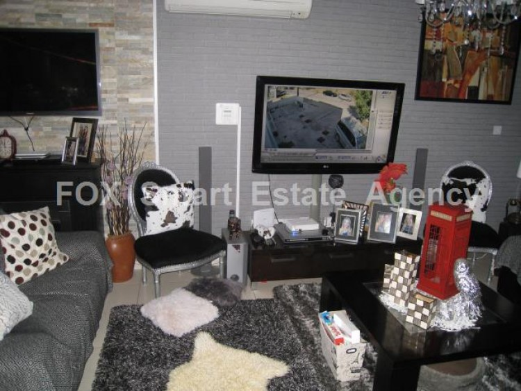 For Sale 3 Bedroom Ground floor Apartment in Anageia, Nicosia 10