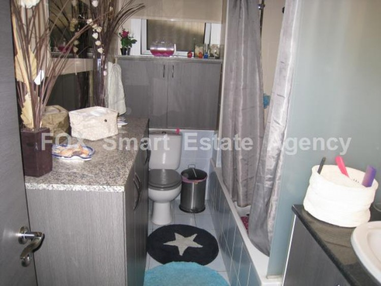For Sale 3 Bedroom Ground floor Apartment in Anageia, Nicosia 12