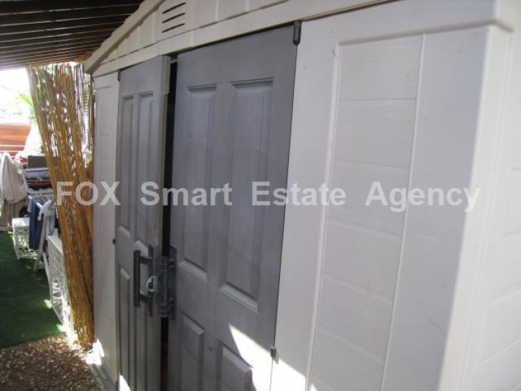 For Sale 3 Bedroom Ground floor Apartment in Anageia, Nicosia 19