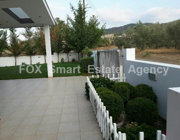 For Sale 4 Bedroom Detached House in Kalo Chorio Oreinis, Nicosia 15