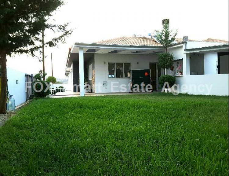 For Sale 4 Bedroom Detached House in Kalo Chorio Oreinis, Nicosia 2
