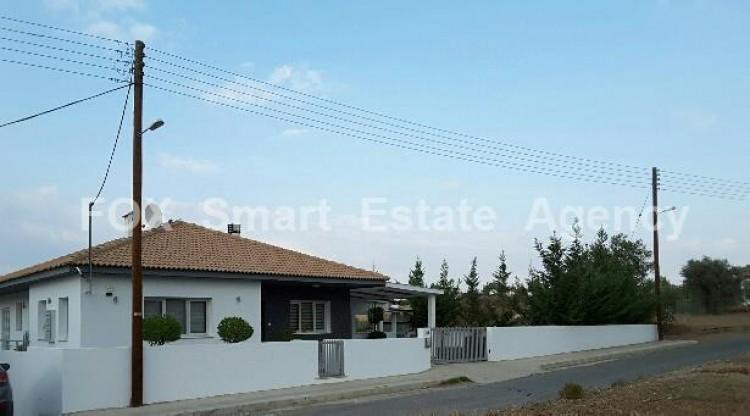 For Sale 4 Bedroom Detached House in Kalo Chorio Oreinis, Nicosia 6