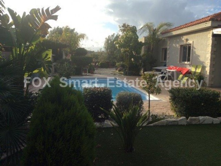 For Sale 3 Bedroom  House in Moni, Limassol 4