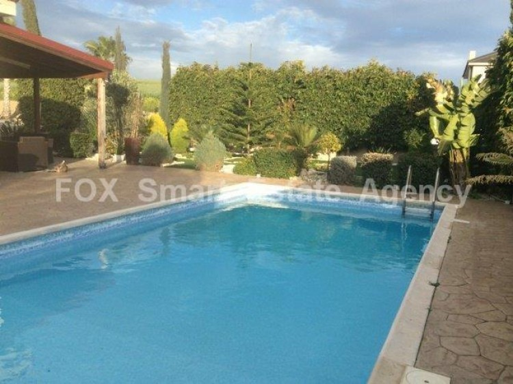For Sale 3 Bedroom  House in Moni, Limassol 8