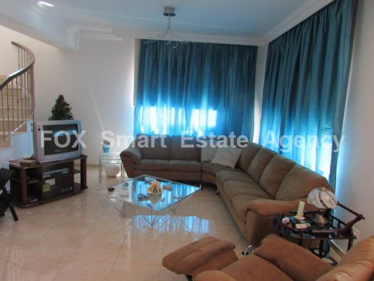 For Sale 4 Bedroom Detached House in Archangelos-anthoupoli, Nicosia