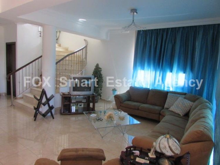 For Sale 4 Bedroom Detached House in Archangelos-anthoupoli, Nicosia 2