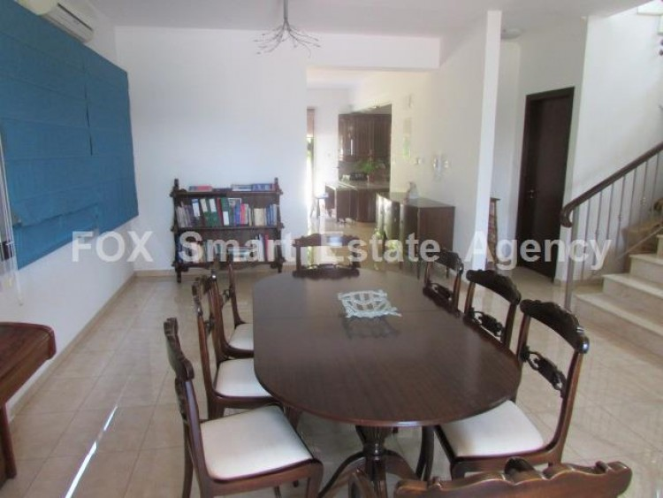 For Sale 4 Bedroom Detached House in Archangelos-anthoupoli, Nicosia 4