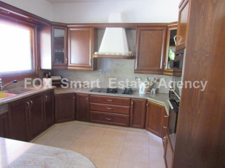 For Sale 4 Bedroom Detached House in Archangelos-anthoupoli, Nicosia 9