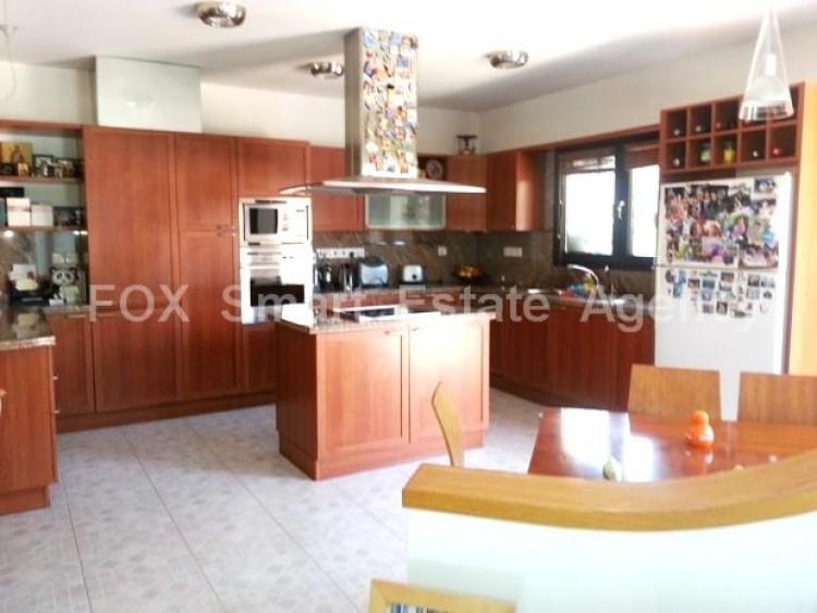 For Sale 4 Bedroom Semi-detached House in Pallouriotissa, Nicosia 12