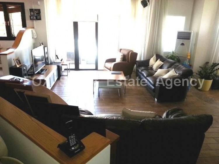 For Sale 4 Bedroom Semi-detached House in Pallouriotissa, Nicosia 16