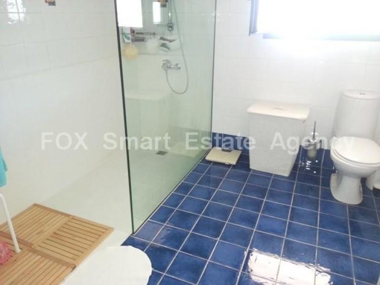 For Sale 4 Bedroom Semi-detached House in Pallouriotissa, Nicosia 22