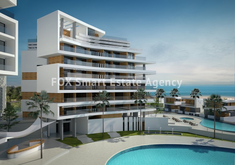 For Sale 1 Bedroom Apartments in Agia Thekla, Famagusta