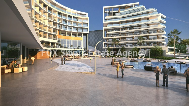For Sale 1 Bedroom Apartments in Agia Thekla, Famagusta 10