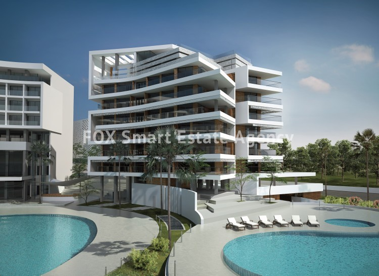 For Sale 1 Bedroom Apartments in Agia Thekla, Famagusta 2