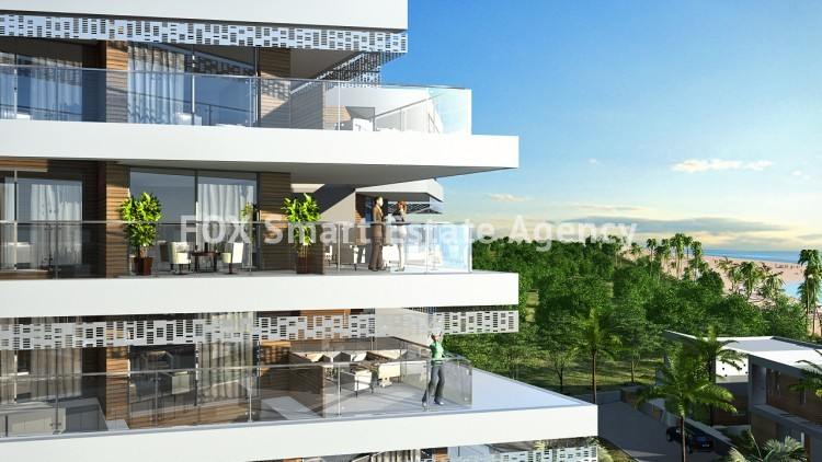 For Sale 1 Bedroom Apartments in Agia Thekla, Famagusta 8