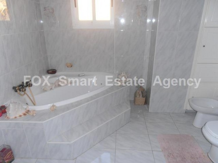 For Sale 5 Bedroom Detached House in Agia paraskevi, Germasogeia, Limassol 10