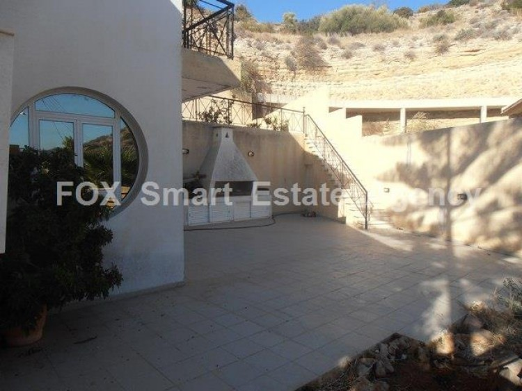 For Sale 5 Bedroom Detached House in Agia paraskevi, Germasogeia, Limassol 2
