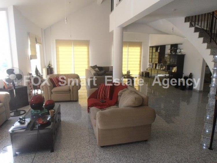 For Sale 5 Bedroom Detached House in Agia paraskevi, Germasogeia, Limassol 3