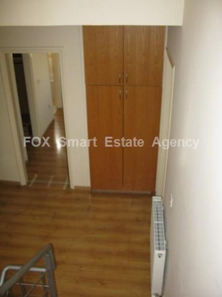 For Sale 4 Bedroom Maisonette House in Makedonitissa, Nicosia 21